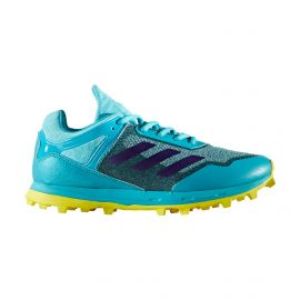 adidas Fabela Zone BY2536 hockeyschoenen dames energy blue