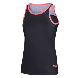 Sjeng Sports Flaurina tennisshirt dames after dark