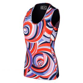 Sjeng Sports Gayana singlet dames dark blue