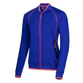 Sjeng Sports Gerberia trainingsjack dames deep dark cobalt