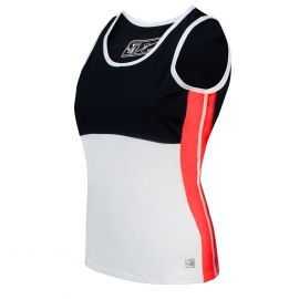 Sjeng Sports Gisella singlet dames real white