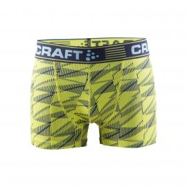 Craft Greatness Boxer 3 inch onderbroek heren trace race sky