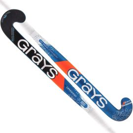 Grays GR10000 DB 36,5 inch hockeystick blue silver