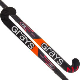 Grays MH1 GK5000 Ultrabow goalie 36,5 inch hockeystick black grey
