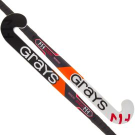Grays MH1 GK2000 Ultrabow goalie 36,5 inch hockeystick black white