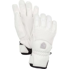 Hestra Fall Line 5 finger handschoenen dames off white