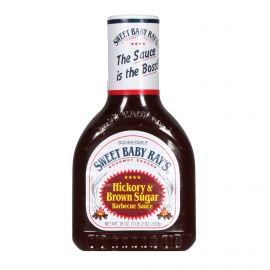 Sweet Baby Ray's Hickory & Brown Sugar barbecuesaus 425 ml