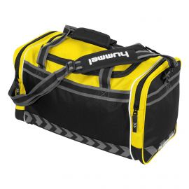 Hummel Shelton Elite Bag voetbaltas geel