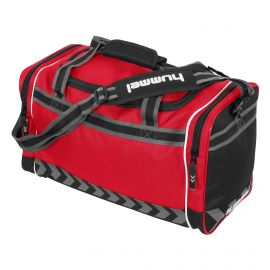 Hummel Shelton Elite Bag voetbaltas rood