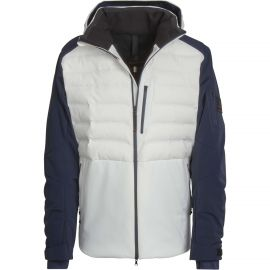 Bogner Erik Down winterjas heren white blue