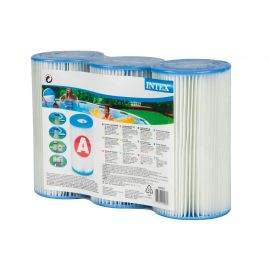 Intex A filter cartridge tri pack