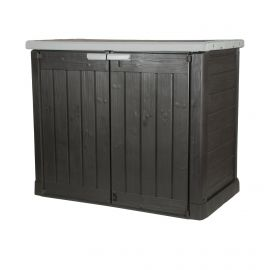 Keter Store-It-Out Lounge Shed opbergbox antraciet