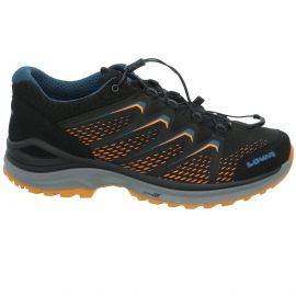 Lowa Maddox GTX Lo 310614 wandelschoenen heren black orange