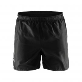 Craft Mind Shorts hardloopbroek heren black