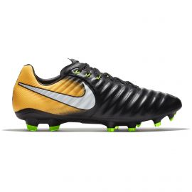 Nike Tiempo Legacy III FG 897748 black laser orange volt white