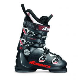 Nordica Speedmachine 110 skischoenen heren anthracite black red
