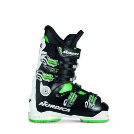 Nordica Sportmachine 90X skischoenen heren white black green