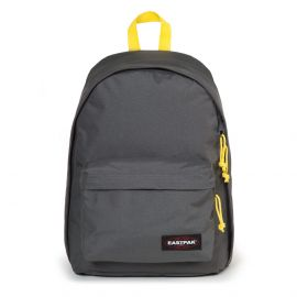 Eastpak Out of Office rugzak grey yellow