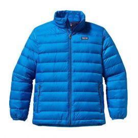 Patagonia Down Sweater jack junior andes blue
