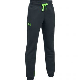 Under Armour Rival Fleece joggingbroek junior gray