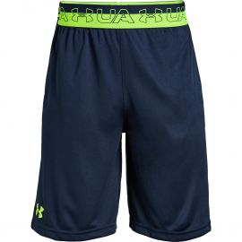 Under Armour Prototype elastic short junior academy high vis yellow