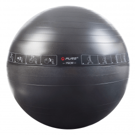 Pure2Improve Exercise Ball 75cm stabiliteitsbal