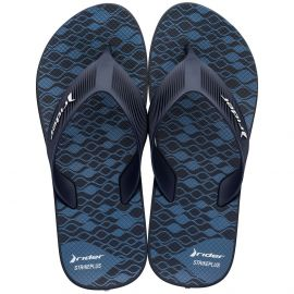 Rider Strike Plus slippers heren black blue