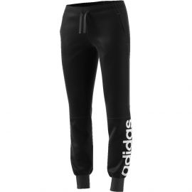 Adidas Essentials Linear joggingbroek dames black