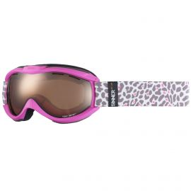 Sinner Toxic skibril knock-out pink