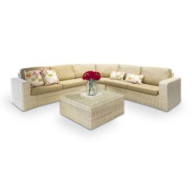 TASTE by 4 Seasons Belize loungeset elzas taupe
