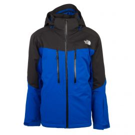 The North Face Chakal winterjas heren bright cobalt blue TNF black