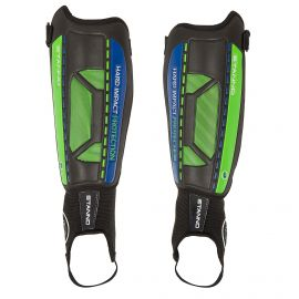 Stanno Pro Guard scheenbeschermers black green blue