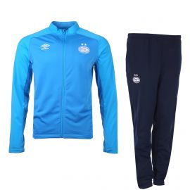 Umbro PSV trainingspak junior blauw blauw