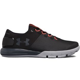 Under Armour UA Charged Ultimate 2.0 1285648 fitness schoenen heren black