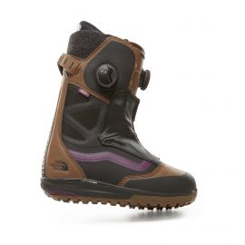 Vans Verse snowboardschoenen heren brown purple