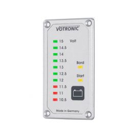 Votronic Led display duo voltmeter
