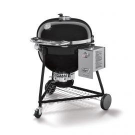 Weber Summit Charcoal GBS System Edition houtskoolbarbecue black