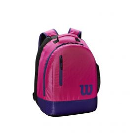 Wilson Youth Backpack tennistas pink purple