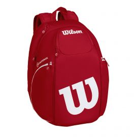Wilson Vancouver tennistas red white voorkant