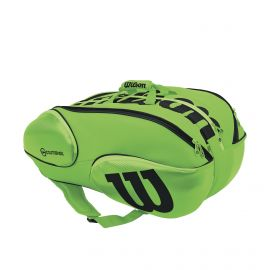 Wilson Vancouver 15 Pack tennistas green black