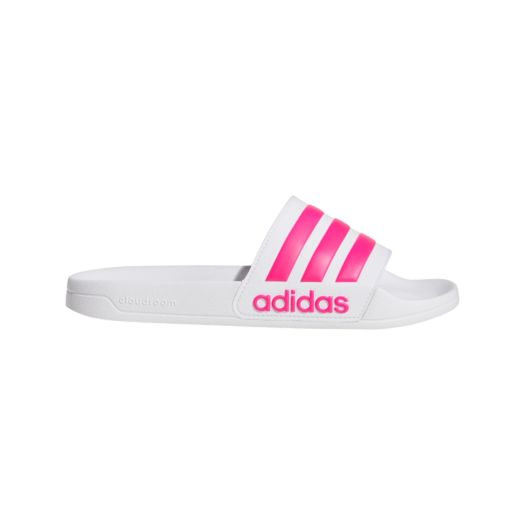 adidas Adilette Shower slippers dames footwear white shock pink