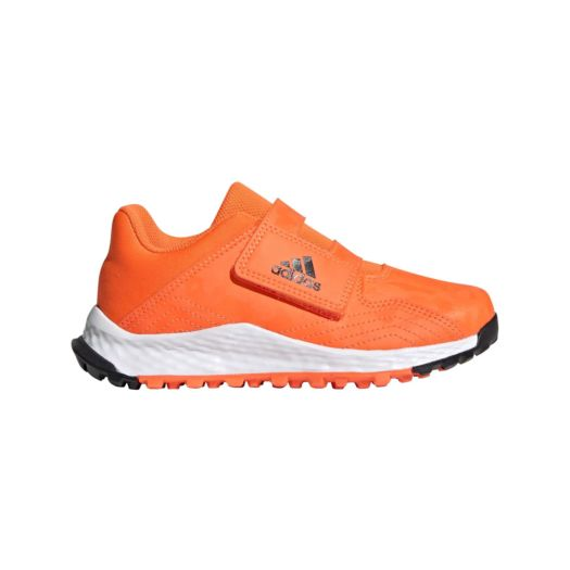 adidas Youngstar Velcro G25970 hockeyschoenen junior solar orange