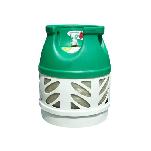 Camping Gasfles 5 Kg.Benegas Light Gas Light Gasfles 5 Kg
