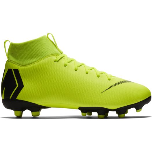 check out 4613e 131f2 Nike Mercurial Superfly VI Academy MG AH7337 voetbalschoenen junior volt  black
