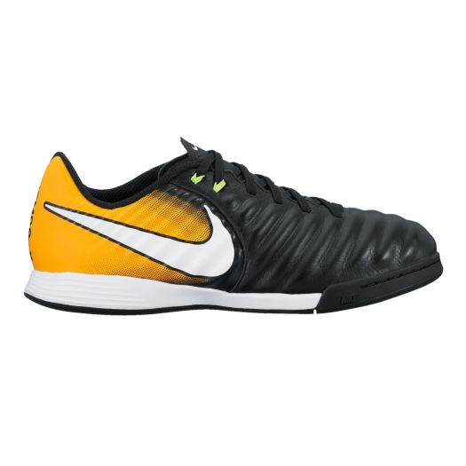 Nike TiempoX Ligera IV IC 897730 zaalvoetbalschoenen junior black laser orange white