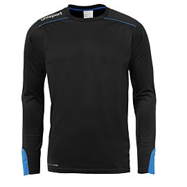 Uhlsport Tower keepershirt black energy blue