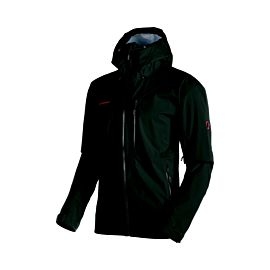 Mammut Kento Hooded outdoor jack heren black