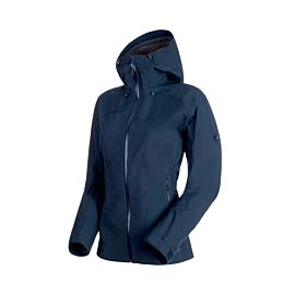 Mammut Convey Tour Hooded outdoor jack dames marine