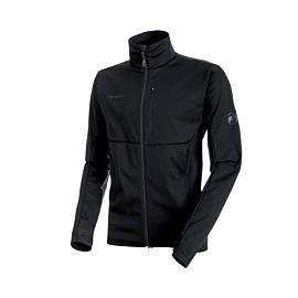 Mammut Ultimate V softshell jack heren black black