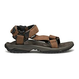 Teva Terra Fi Lite Leather sandalen heren brown
